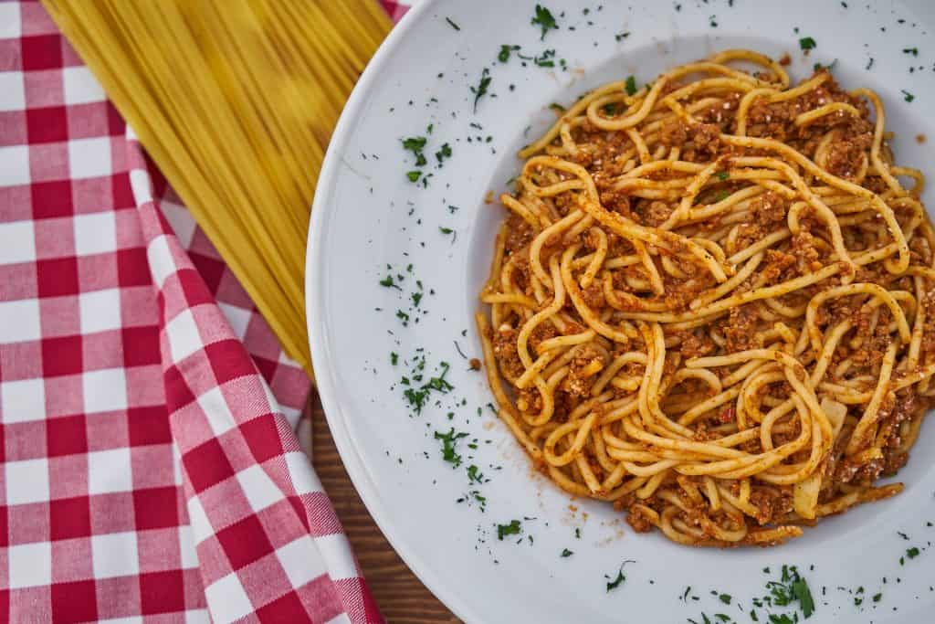Allrecipes' World's Best Pasta Sauce is a winning recipe. Check out the other recipes and menus in this post!