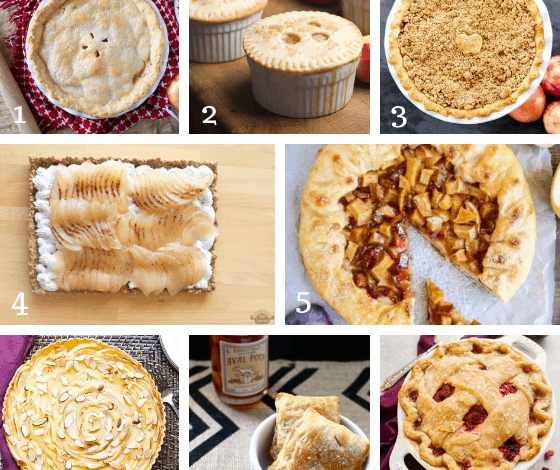 34 Delicious Apple Desserts You Can Make This Fall