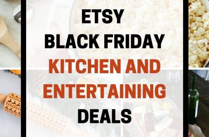 Etsy Black Friday deals