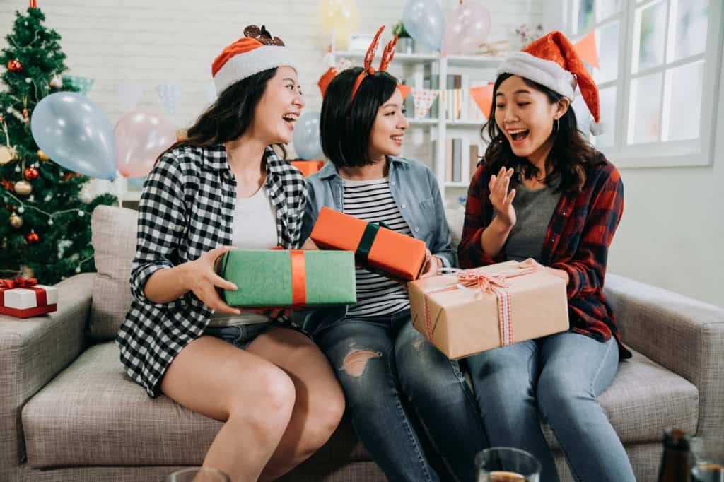 Gift exchange christmas party ideas