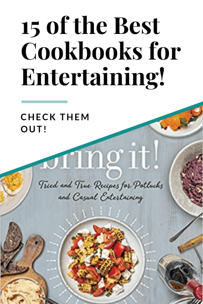 Bring It: one of the best cookbooks for entertaining