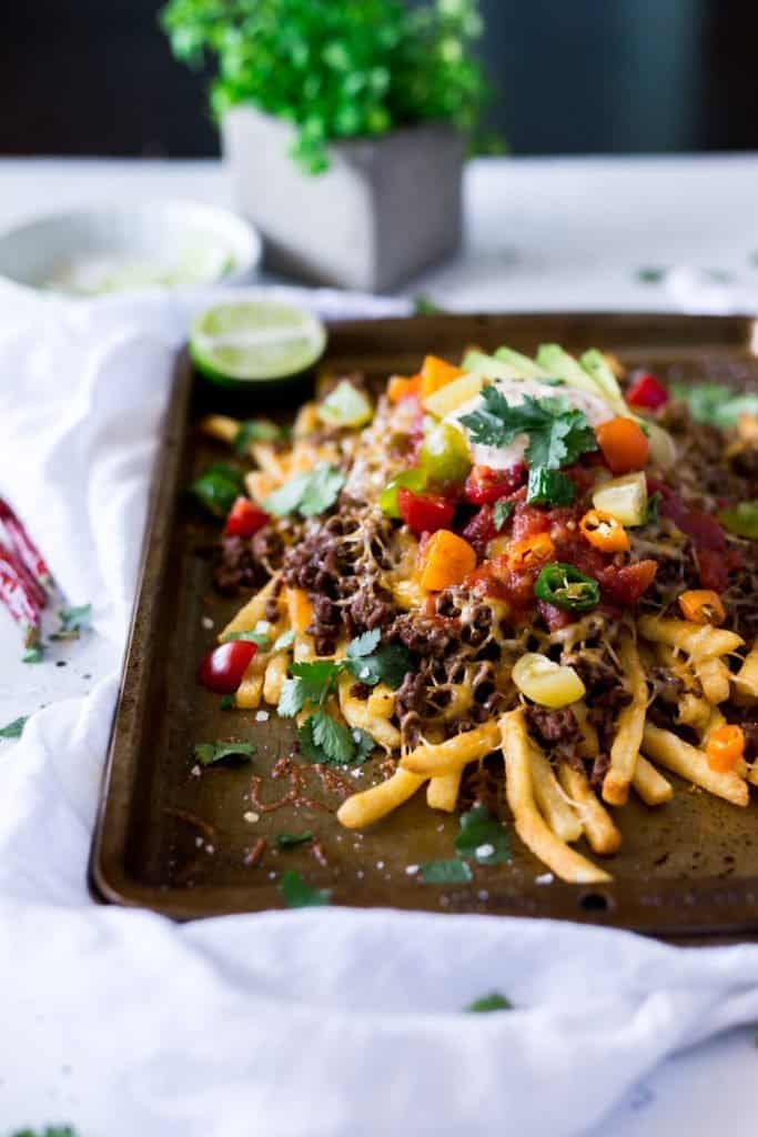 nacho fries your guests will love