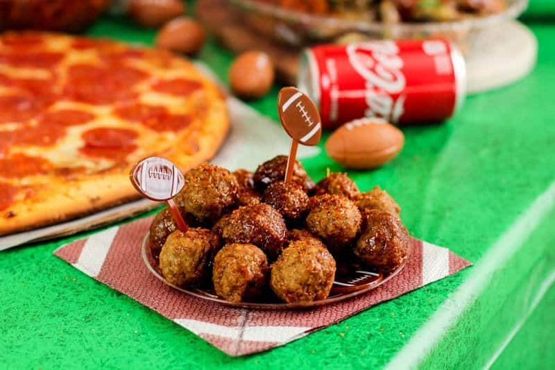 guava barbecue tajin meatballs your guests will love