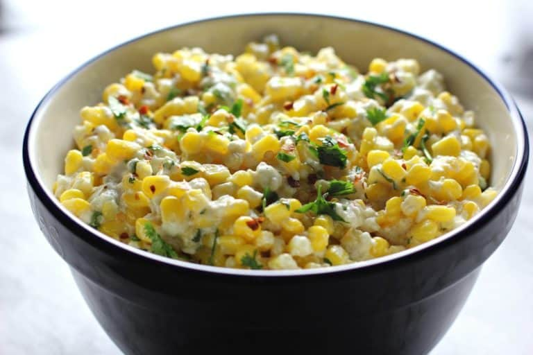 spicy mexican street corn salad your guests will love
